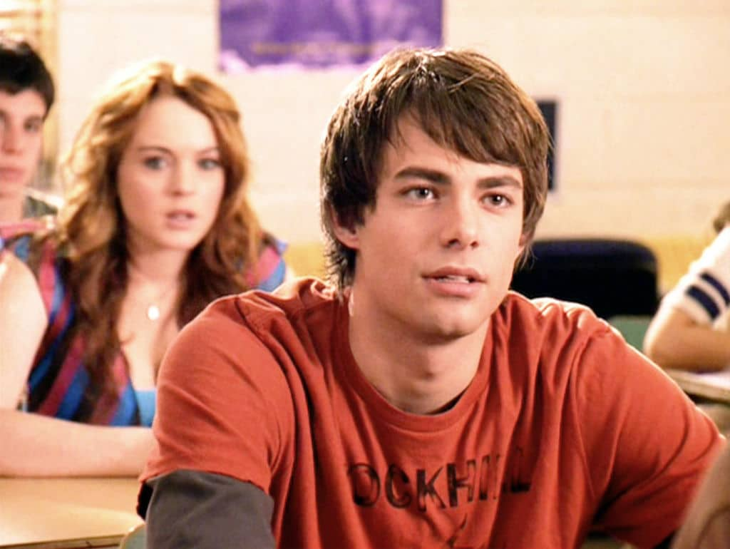 Mean Girls actor was pushed into lockers and called a f****t by vile school bullies