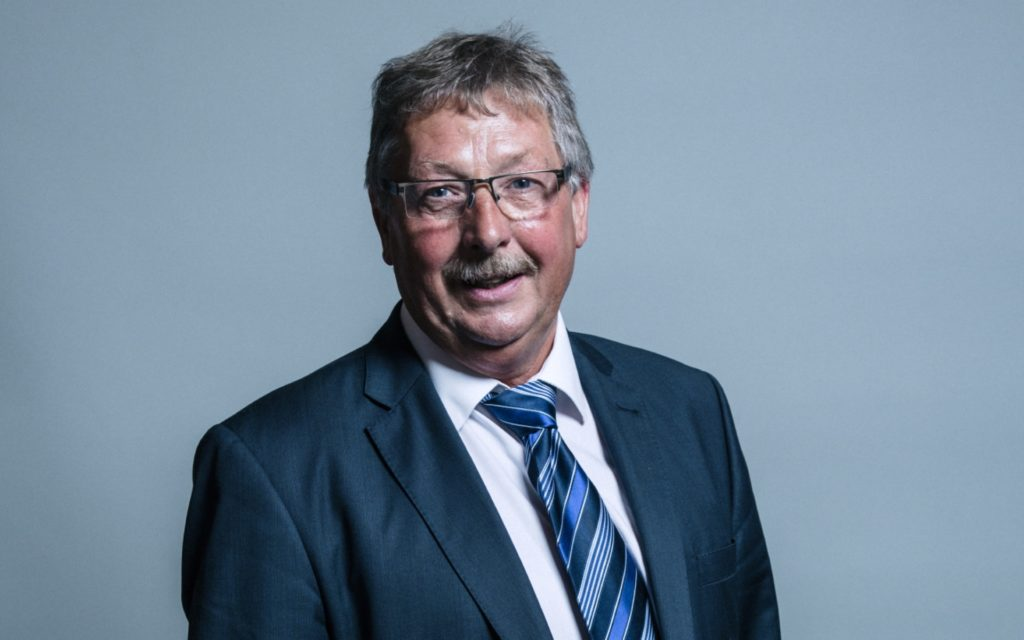 DUP Sammy Wilson conversion therapy