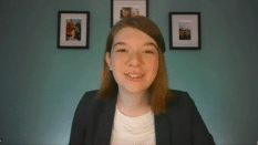 Stella Keating: Brave trans teen urges Senate to finally pass Equality Act