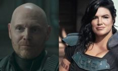 Bill Burr The Mandalorian Gina Carano