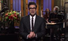 Dan Levy Schitt's Creek SNL Saturday Night Live