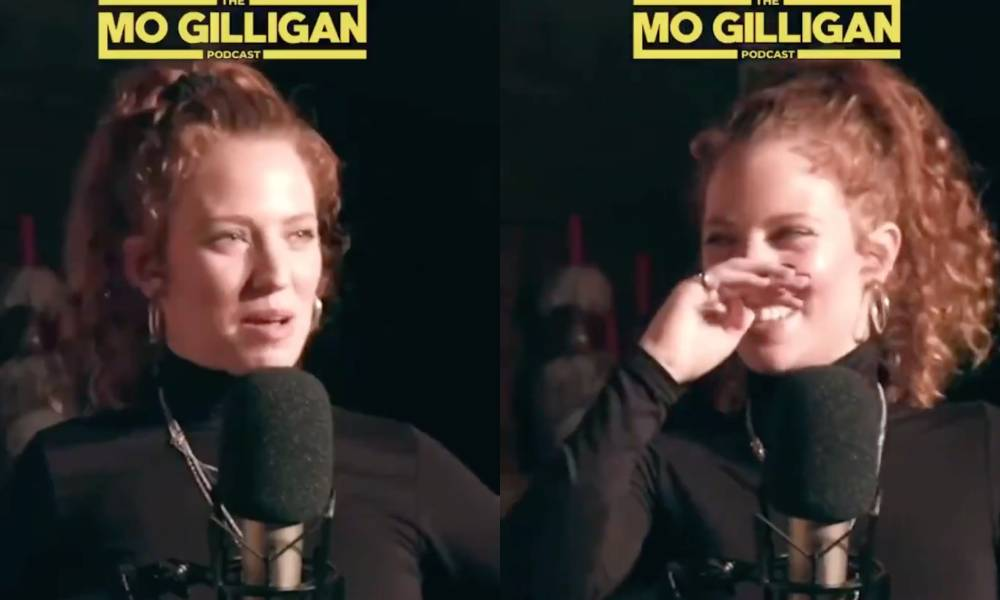 Jess Glynne Mo Gilligan podcast anti trans slur