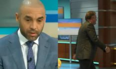 Alex Beresford Piers Morgan Good Morning Britain Meghan Markle