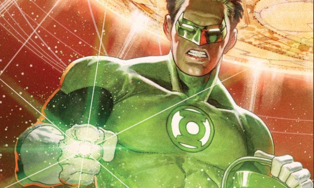 The Green Lantern Season Two #12 DC Comics