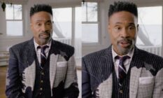 Billy Porter LGBTQ State of Union 2021 Logo YouTube