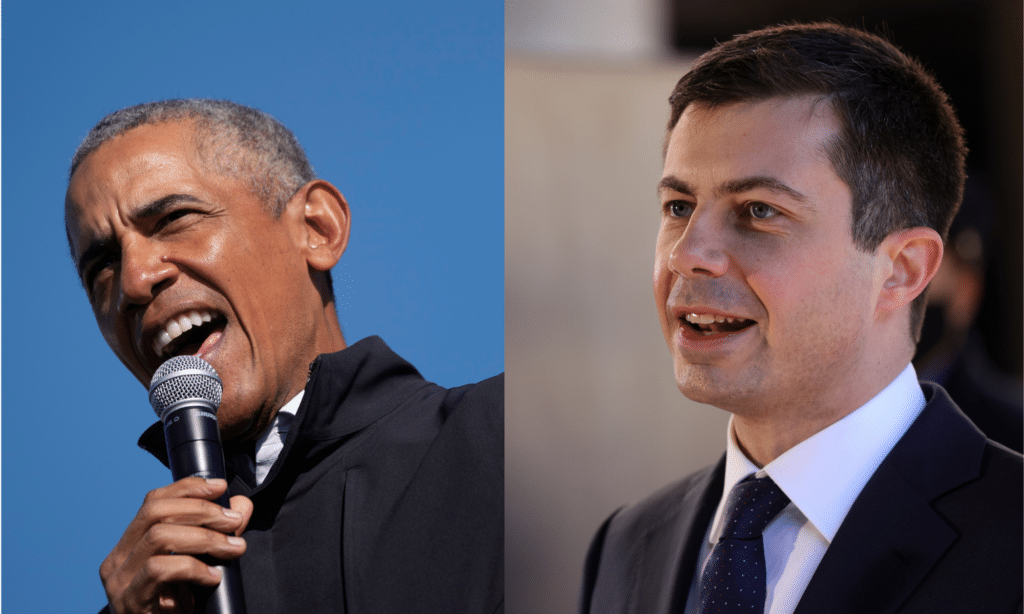The new book reports to have insider knowledge of Obama doubting Buttigieg's presidential campaign.