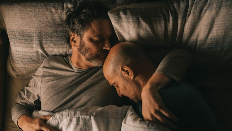 Colin Firth and Stanley Tucci's Supernova love scenes uncensored in Russia after outcry