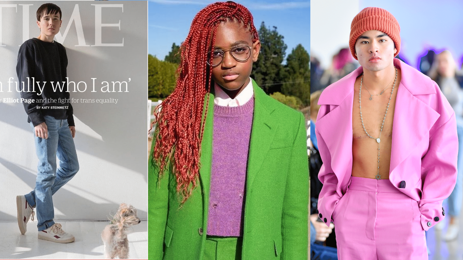 Trans Day of Visibility: 21 trans people making the world a better place