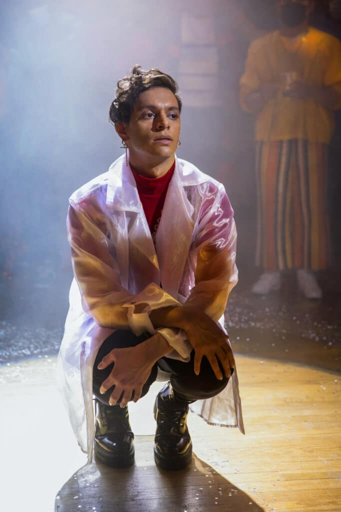 Jason A. Rodriguez as Lemar.