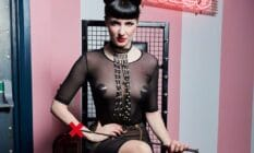 queer dominatrix Mistress Severin. (Mistress Severin)