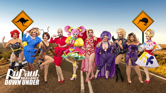 Drag Race Down Under cast