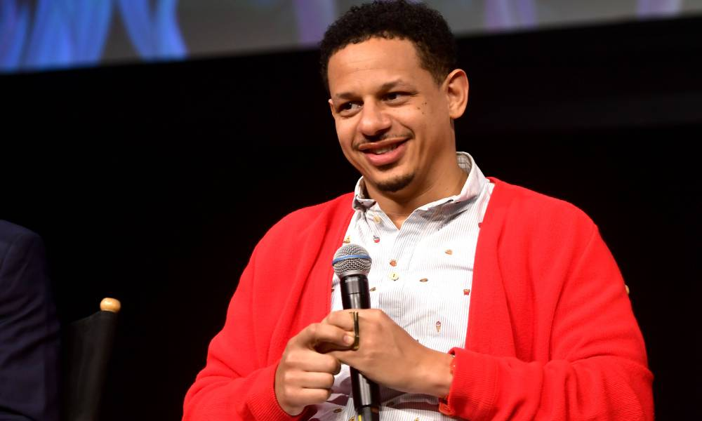 Eric Andre panel