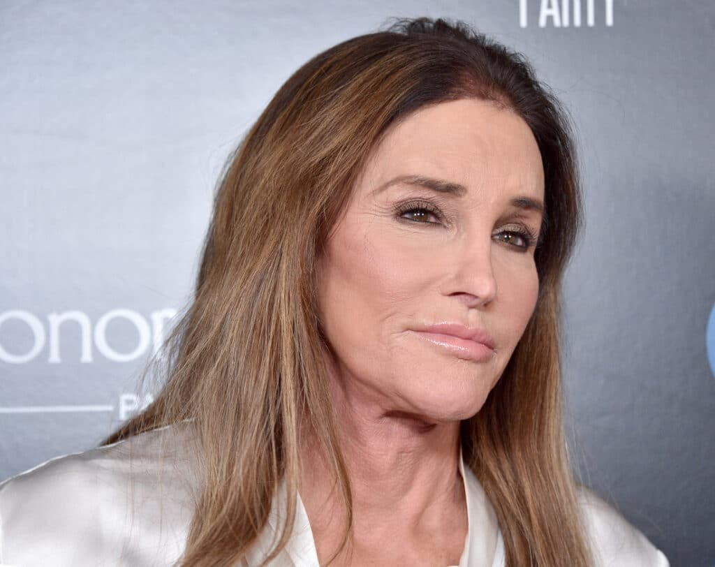 Caitlyn Jenner at the 60th Anniversary party for the Monte-Carlo TV Festival in 202