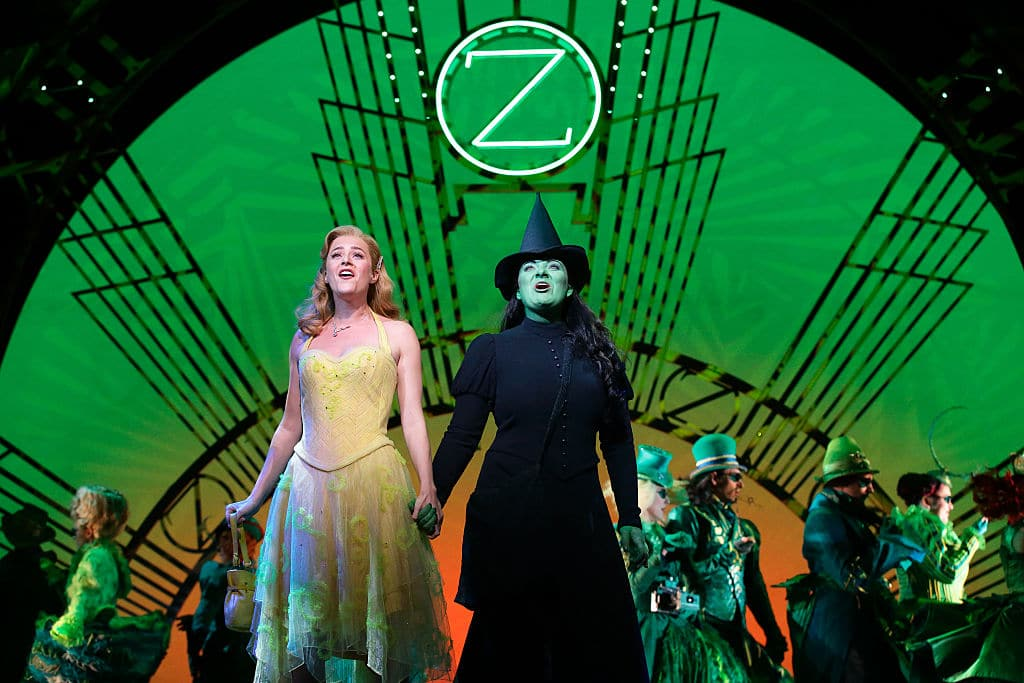 Wicked will be celebrated at the drive in with a dedicated special on 15 May. (Photo by Suhaimi Abdullah/Getty Images)