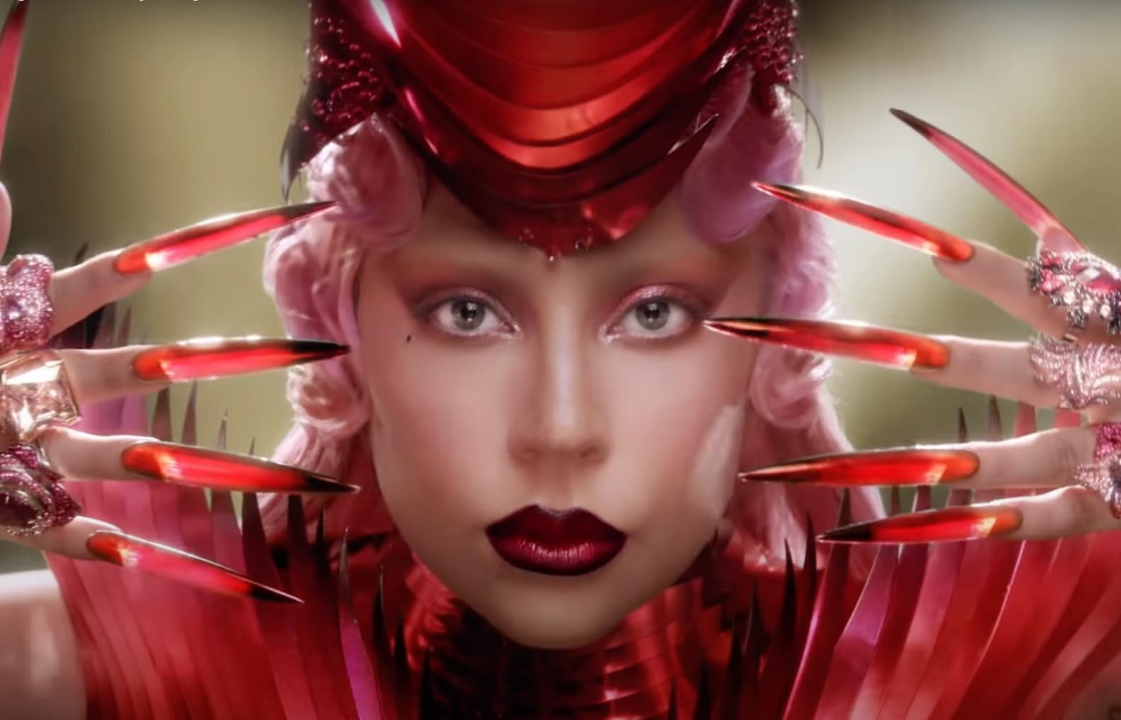 Lady Gaga drops hypnotic new 'Queendom' video and – well – prepare to freak out