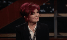Sharon Osbourne on Real Time with Bill Maher