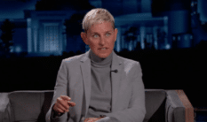 Ellen DeGeneres on Jimmy Kimmel Live