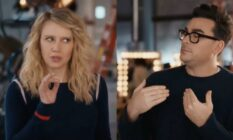 Dan Levy Kate McKinnon Tostitos Commercial