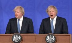 Boris Johnson COVID Downing Street Briefing