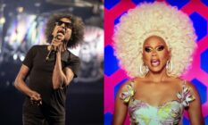 Alice In Chains frontman William DuVall Drag Race host RuPaul