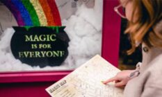 Harry Potter-inspired, real-life Diagon Alley is raising money for trans kids