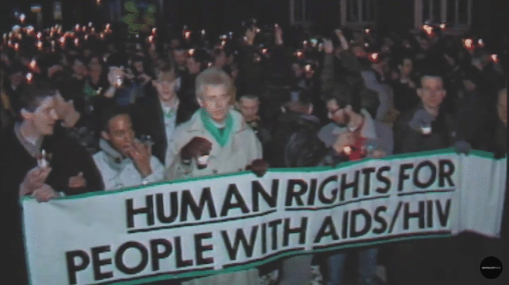 After 82 is the untold story of the AIDS pandemic. (YouTube)