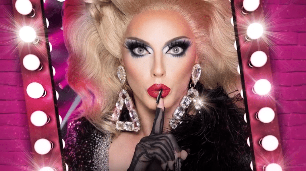 Drag Race royalty Alyssa Edwards is death-dropping her way to London's West End