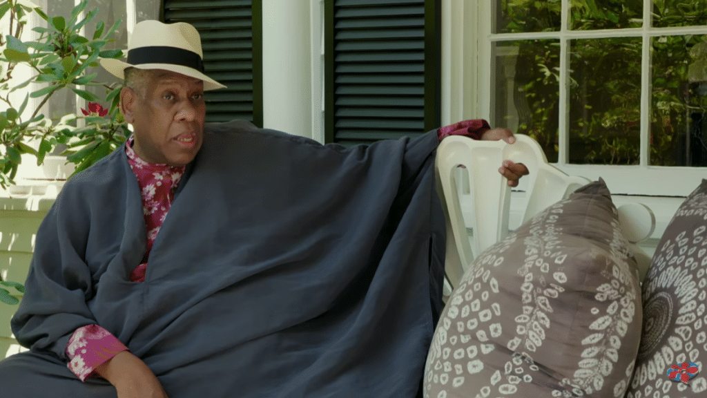 This documentary chronicles the life of André Leon Talley. (YouTube)