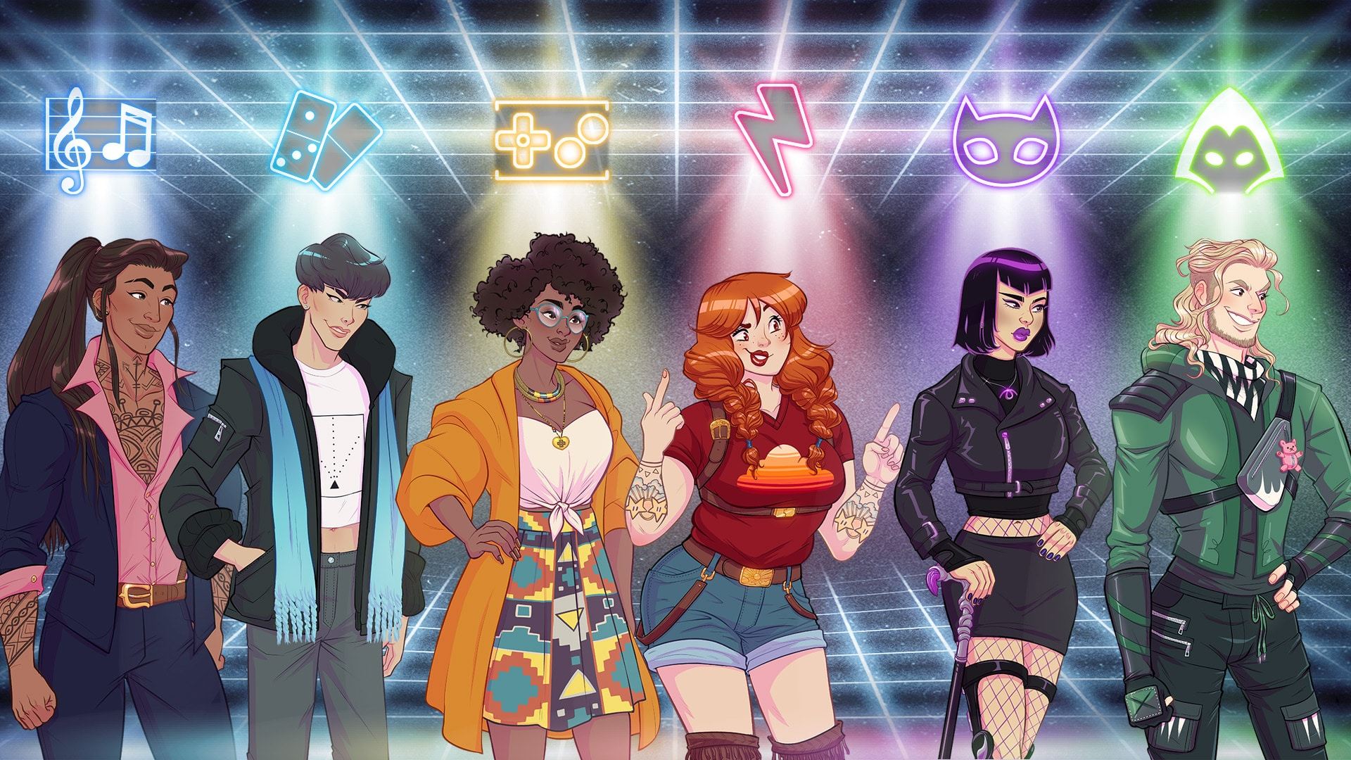 Arcade Spirits: The New Challengers offers the queer gaming future of our dreams