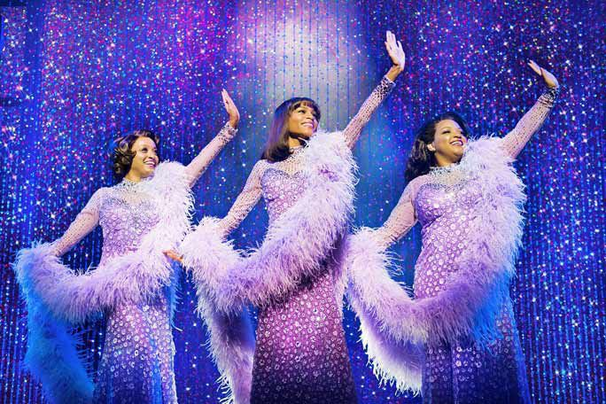 Hit musical Dreamgirls is touring the UK for the first time ever.