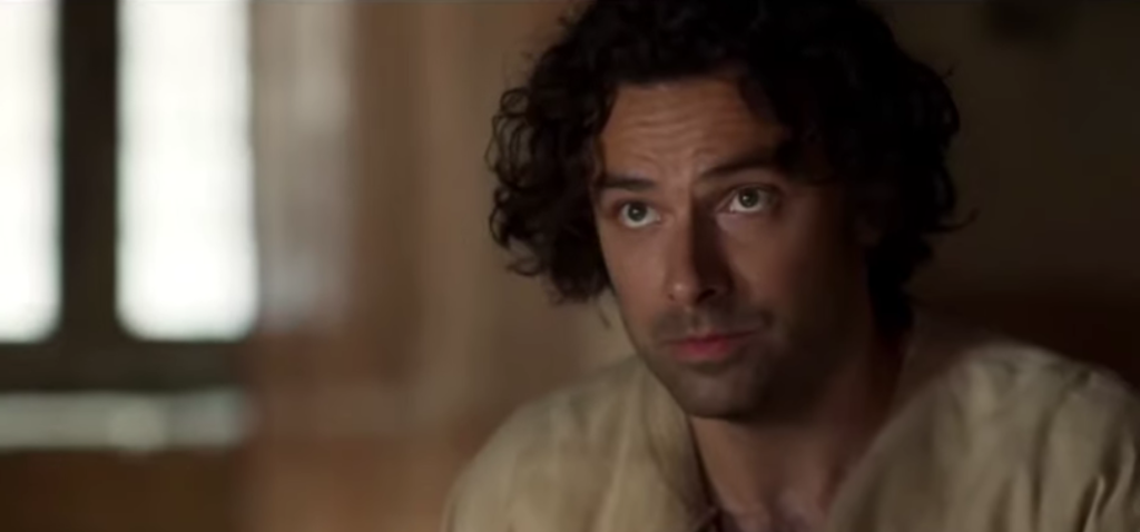 Aidan Turner stars in the title role of Leonardo. (YouTube)