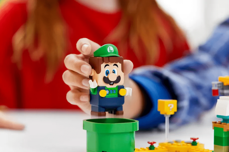 Luigi, the better Mario brother, now has a Lego set coming – and it looks great