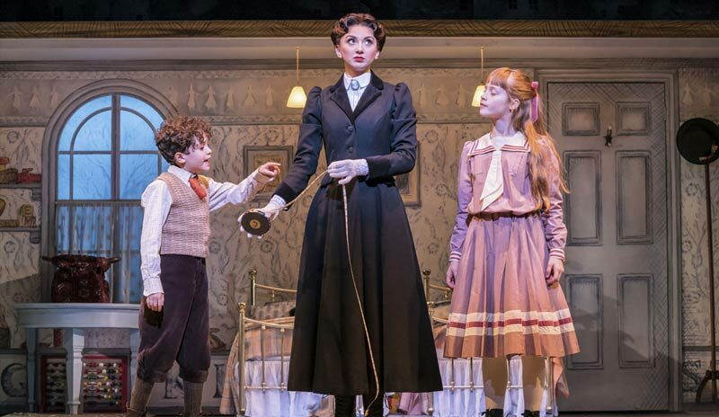 Mary Poppins is reopening on the West End in August 2021.