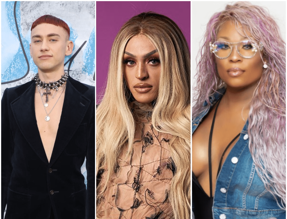 Olly Alexander, Peppermint and Pabllo Vittar will contribute to the book.