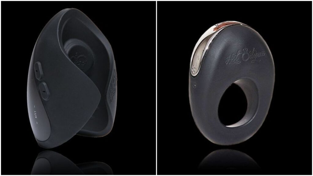 The Pulse Solo Lux and the ATOM ring are recommended for queer, trans and non binary people. (Hot Octopuss)