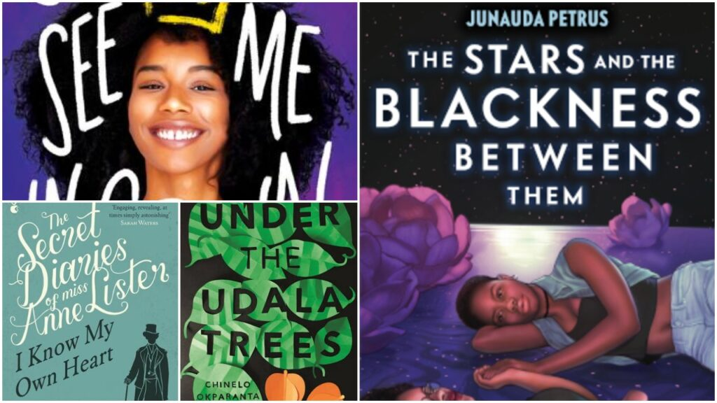 Four books to read for Lesbian Visibility Week.