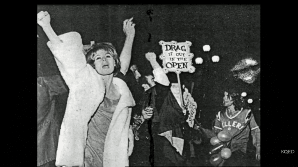 Screaming Queens: The Riot at Compton's Cafeteria follows the 1966 riots in San Francisco. (YouTube)