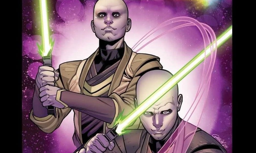 Star Wars' trans non-binary Jedi Terec and Ceret