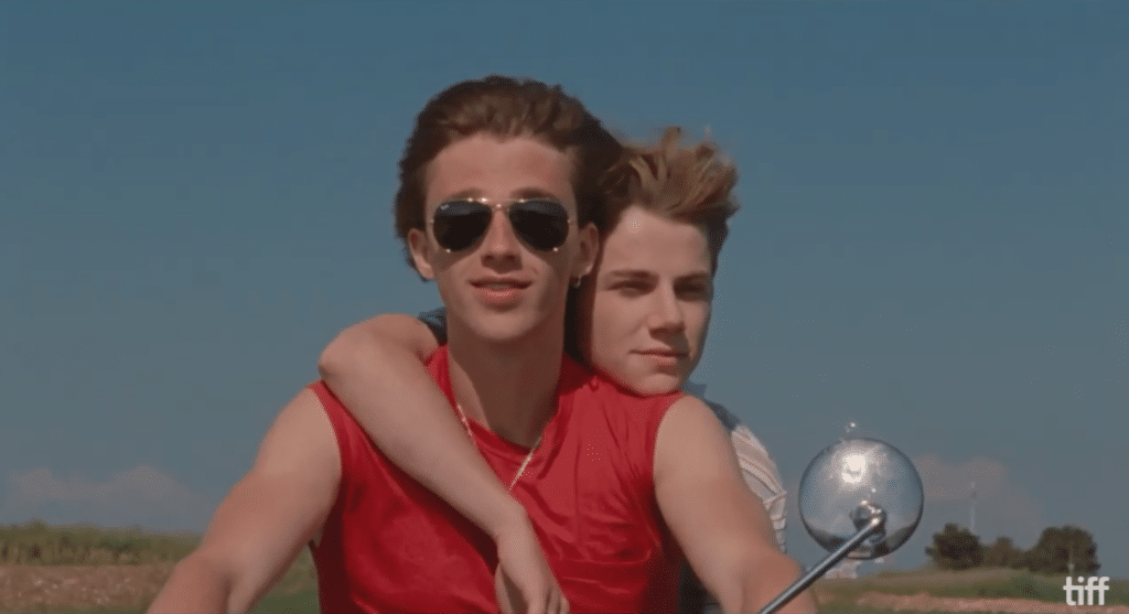 Summer of '85 follows the story of two teenagers in Normandy. (YouTube)