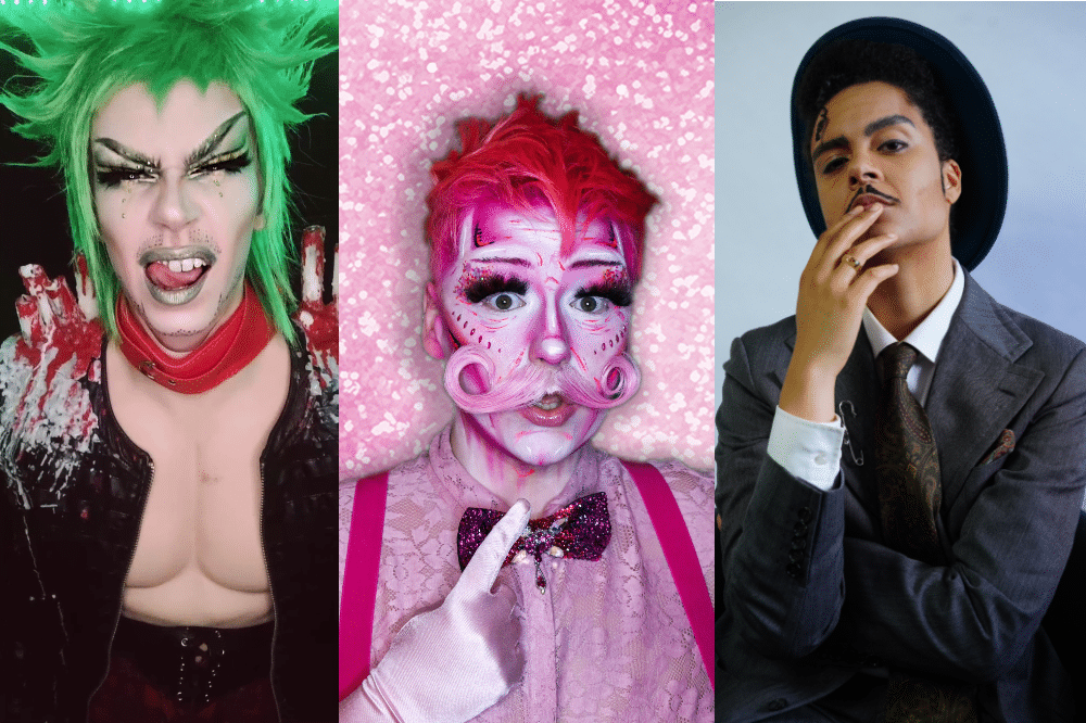 Drag kings on queerness, performing gender and being rude to cis men