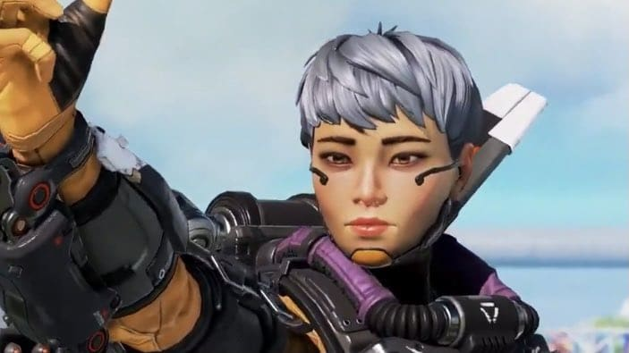 Apex Legends Valkyrie