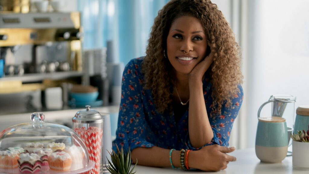 Laverne Cox as Gail in Promising Young Woman