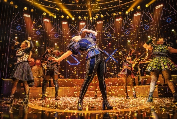 The musical recently released new production shots ahead of its reopening on th eWest End