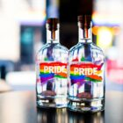 The official Pride gin helps keep the event free in London.