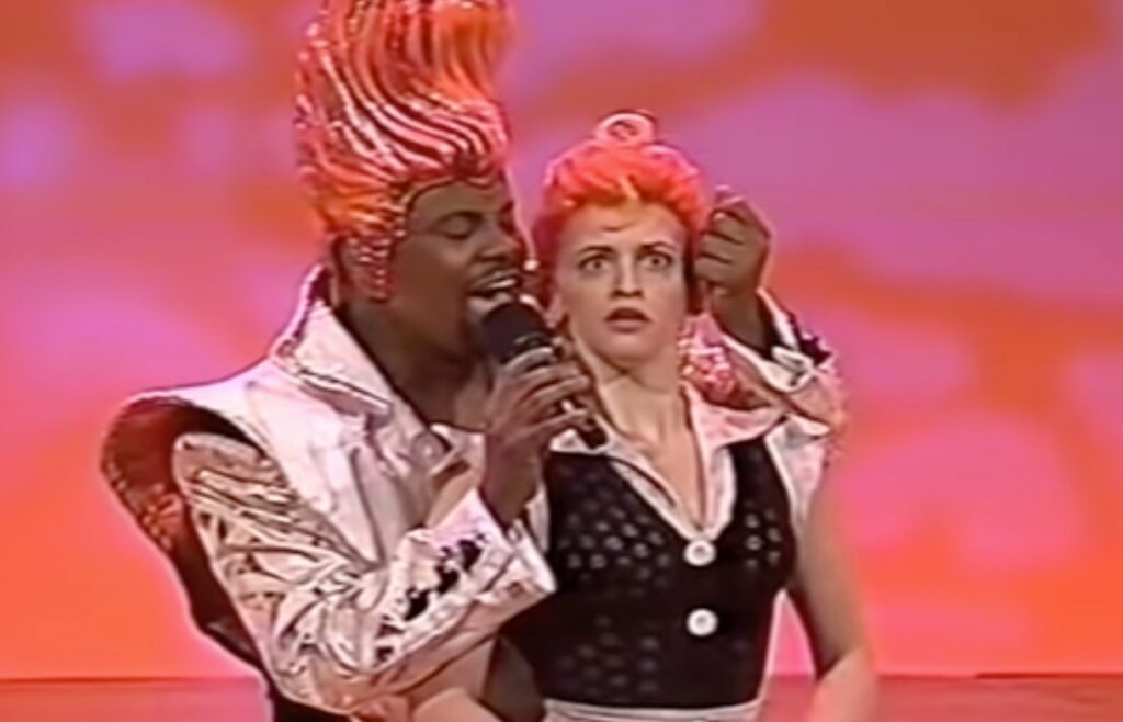 Billy Porter Grease