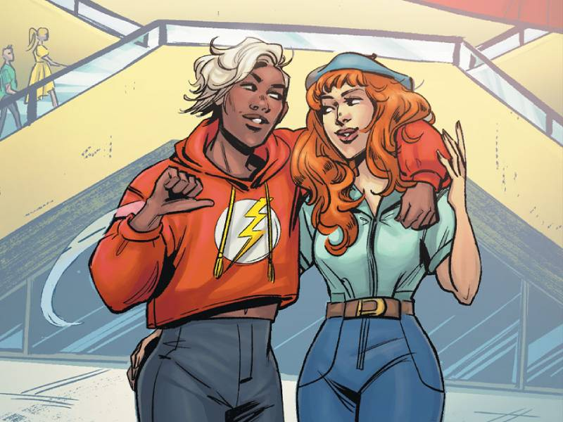 Jess Chambers Andy Curry (DC Pride/DC Entertainment)