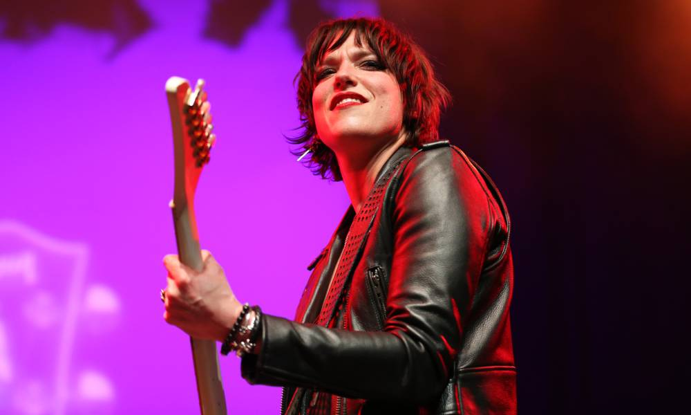 Bisexual rocker Lzzy Hale shares heartwarming advice about 'living your truth'