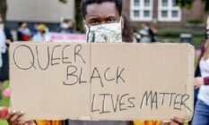 Queer Black lives matter