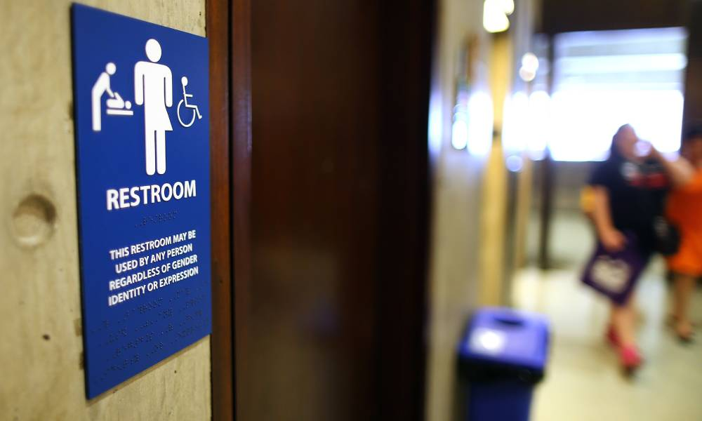 Even the Log Cabin Republicans are against Tennessee's anti-trans bathroom bill