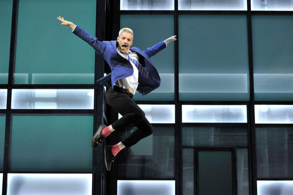Everybody's Talking About Jamie is returning to the Apollo Theatre in May 2021.